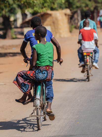 Republica Centrafricană – 430 de dolari pe cap de locuitor pe an
